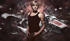 star buck tv | call sign starbuck by rafkinswarning fan art wallpaper movies tv 2012 ...