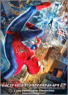filmes e videos: O Espetacular Homem-Aranha 2: A Ameaça de Electro