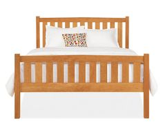 Room & Board - Prairie Queen High Footboard Bed$1799