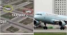 Máy bay Canada suýt hạ cánh vào 4 máy bay khác ở San Francisco