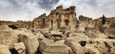 Ruinas Beirut | Insolit Viajes