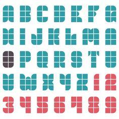 modular fonts - Google Search