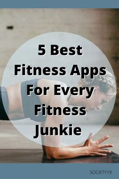 5 Best Fitness Apps For Every Fitness Junkie You Fitness, Fitness Tips, Stay In Shape, Stay Fit, Fun Workouts, How To Stay Healthy, Apps, Bodies, Exercises