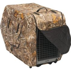 insulated kennel cover