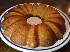 Eggless semolina cake