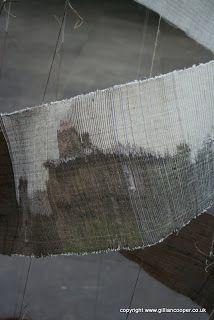 Detail of  And Then  by Yoriko Murayama at Cloth & Memory 2