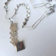 私の Etsy ショップからのお気に入り https://www.etsy.com/jp/listing/474762949/sterling-silversmith-necklace-handmade
