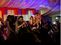 Koko Level's  Blog : Peter Okoye of PSquare Performs Solo in Abuja and ...
