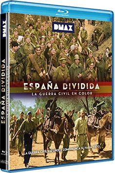 España Dividida - La Guerra Civil en color + La mirada de los historiadores [Blu-ray] Documental Movies, Movie Posters, War, Security Systems, Photo Storage, Documentaries, Palms, Film Poster, Films