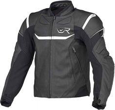 Macna Mission Race Leather Jacket