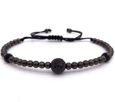 Shop Our High-quality Bracelets and Bangles with Free Worldwide Shipping Available and 365 Days Money Back Guaranteed. Bracelets For Men, Beaded Bracelets, Elegant Outfit, Types Of Metal, Bangles, Charmed, Beads, Stone, Luxury