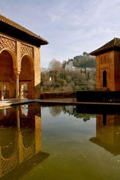 The Alhambra – Granada, Spain – The Overseas Escape