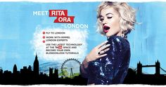 Rimmel London Launches The London Look International Contest With Rita Ora