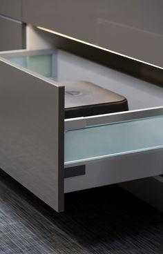 A la Carte -keittiöt laatikon lasilaita | #keittiö #kitchen