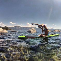 #ROXYOutdoorFitness ambassador @Gillian Gibree  is bringing SUP Yoga to a whole new level (& breaking world records)   Read the story http://blog.roxy.com/2013/08/roxy-outdoor-fitness-gillian-gibree-brings-sup-yoga-to-a-whole-new-level-in-tahoe-california/