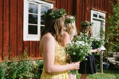 Got Married, Getting Married, Nordic Wedding, Summer Wedding, Anna, Couples, Couple