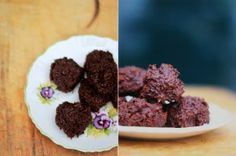 raw chocolate cherry mousse cake + birthdays » The First Mess