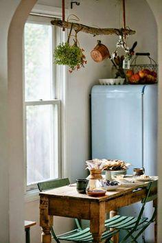 Claves para adaptar un rincón de comer en una cocina pequeña