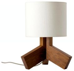 Table Lamps - Rook Lamp