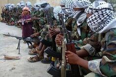 Estados Unidos ataca a la milicia islamista de Al Shabab en Somalia