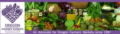 Oregon Farmers' Markets Association | An advocate for Oregon Farmers' Markets since 1987