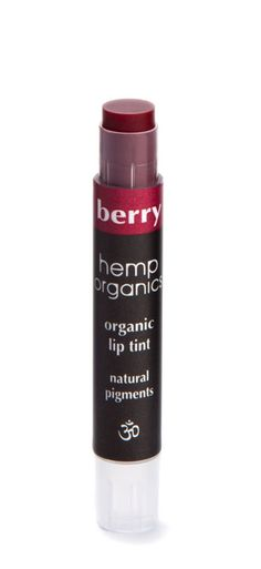 Organic Lip Tints - Colorganics™ - Berry. Love this sheer coloured balm. Has no shimmer at all. A few shades darker than my lip. Pinkish red. Great for everyday or dressing up.