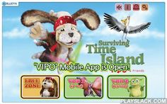 """VIPO Season 2  Android App - playslack.com , ◆ """"Surviving Time Island with VIPO and Friends"""" ◆ 'Surviving Time Island with VIPO and Friends' celebrates our diversity and promotes our similarities. We learn that we are all part of the same world and we can find common ground if we cooperate. ◆ Synopsis ◆ Time Master sends VIPO on four adventurous quests, to retrieve the four magic stones from the Season Rulers and return them to the Magic Amulet. Only this way may Time be set straight once…"""