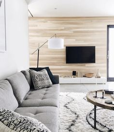 Scandinavian Living Room - Aren Home Decor Scandinavian Interior Design, Scandinavian Living, Living Room Designs, Living Room Decor, Living Rooms, Style At Home, Cheap Home Decor, Home And Living, Condo Living