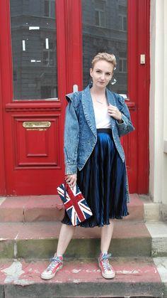 Fashion Story, Blog