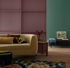 Inspired Curation Color Palette - 2019 Color Trends by Behr Paint Interior Paint Colors, Gray Interior, Home Interior, Interior Design, Interior Painting, Bathroom Interior, Bungalow Interiors, Office Interiors, Decoration Inspiration