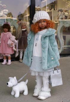 Opal-Angela Sutter's doll