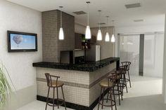 Churrasqueira pré-moldada é boa opção para uma área externa personalizável House Design, Decor, House Interior, House, Home, Interior, Kitchen Design, Home Decor, Hookah Lounge