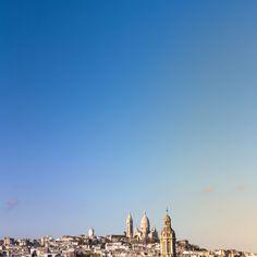 https://flic.kr/p/TyMaPw | Paris, Montmartre | Paris, Montmartre vue de la terrasse du Printemps.