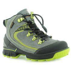 ECCO BIOM HIKE KIDS BLACK TITANIUM HERBAL 70302258130 - Footwear for boys, Winter boots in RiccardoFashion.co.uk