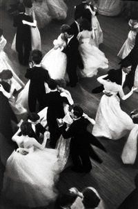 Queen Charlotte's Ball, London by Henri Cartier-Bresson