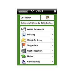 geocaching apps - Google Search