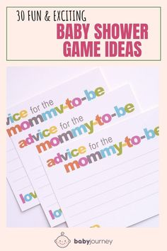 How do you plan an afternoon of fun? Our article will tell you the 30 Best Baby Shower Game Ideas for either party crowd. #babyjourney #babyshowergameideas #babyshower #gameideas Fun Baby Shower Games, Baby Shower Parties, Play Doh Baby, Baby Jeopardy, Baby Word Scramble, Baby Prediction, Baby Words, Game Ideas, Baby Bottles