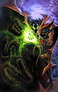 Spawn #250 by Philip Tan *____!!!!