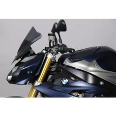 MRA Double-Bubble RacingScreen Windscreen for BMW S1000R '14