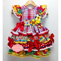 Baby Girl Frocks, Frocks For Girls, Country Dresses, Festival Dress, Just Girl Things, Girl Doll Clothes, Kids Wear, Kids And Parenting, Baby Love