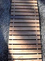 Image result for pallet wood walkways