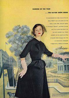 September Vogue 1952