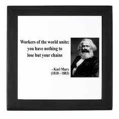Workers of the world unite. You have nothing to lose but your chains. Philosophical Quotes, Political Quotes, Sociological Concepts, Sociological Imagination, Karl Marx, Career Planning, Philosophy Quotes, Interesting Quotes, Feminism