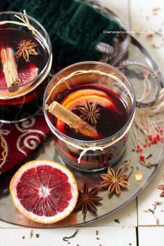 Vin épicé au thé Chaï impérial