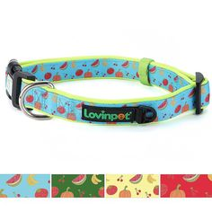 Dog Collar, LovinPet Pet Collars Adjustable Pet Training Neoprene Soft Collar With Puppy Print for Dogs and Cats * Click image to review more details. (This is an affiliate link and I receive a commission for the sales)