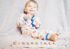 Pregnancy Sibling Announcement | Baby #2