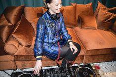 Sofa session with danish DJ Fedty. Scandinavian Design, Danish, Cosy, Casual Looks, Basement, Dj, Environment, Store, Fashion