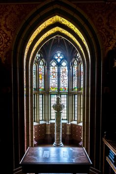 Library alcove, Cardiff Castle by Paul Hedges on 500px
