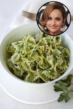 Giada De Laurentiis' Parsley-Lemon Pesto Recipe