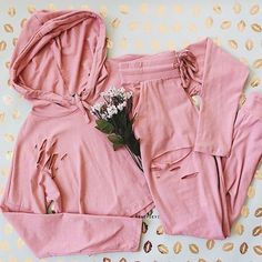 8925d6653b8129 ( 25) Keke Distressed 2 Piece Set • link in bio or tap the photo